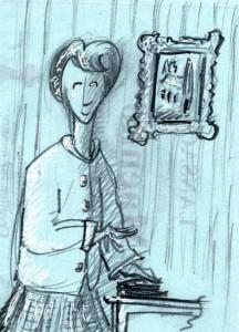 Entre Modigliani et ma soeur