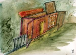 Une cabane Santé